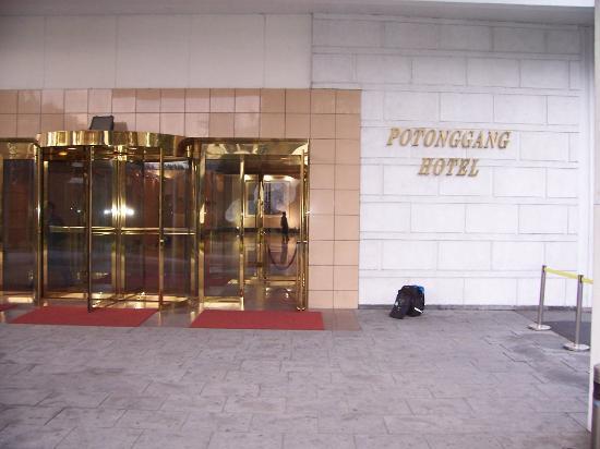 """""""Potonggang Hotel"""", not Pothonggang Hotel"""