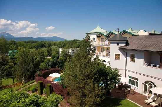 Genussdorf Gmachl - Hotel & Spa: Einer der Pools