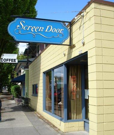 Welcome Picture Of Screen Door Portland Tripadvisor