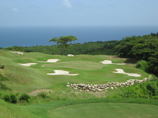 White Witch Golf Course: just as pretty as the picture on the scorecard