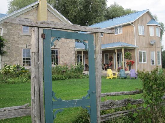 Holly Cottage Bed and Breakfast: whimsy door