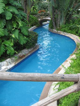 Velas Vallarta: The Laziest of Lazy Rivers!