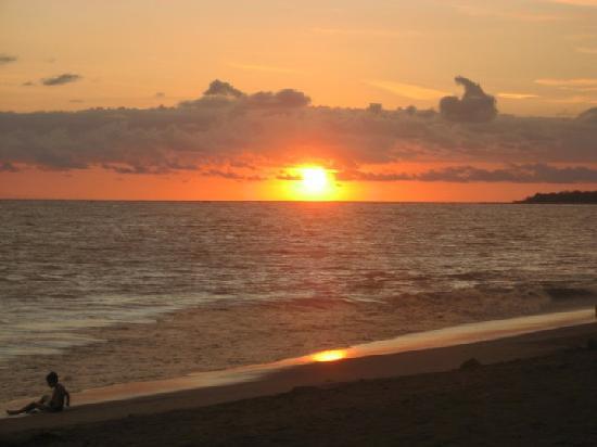 Velas Vallarta: Sunset from Velas' Beach