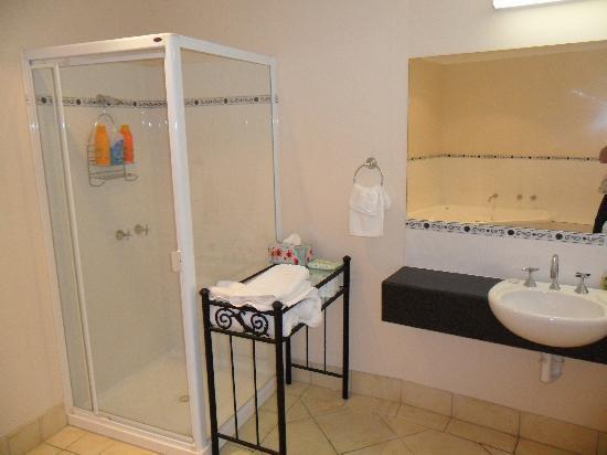 Verner Place : shower