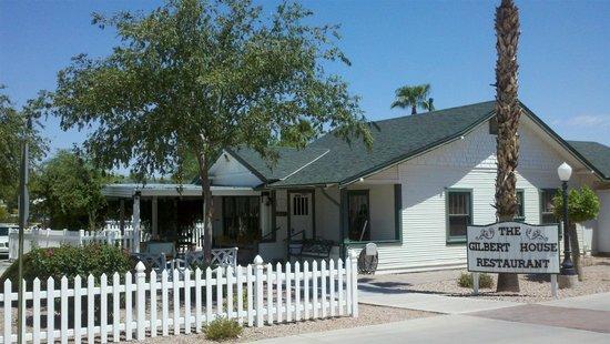The Gilbert House