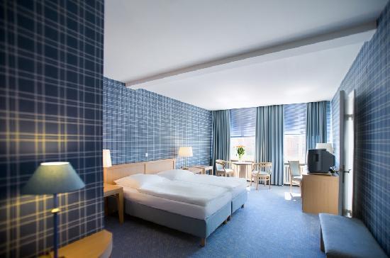 relexa hotel Bellevue: Premium Doppelzimmer