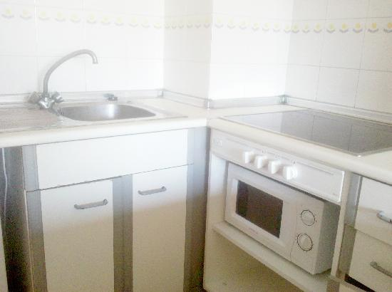 Cordoba Apartments: cuisine