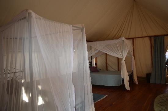 Maramboi Tented Camp: chambre enfant