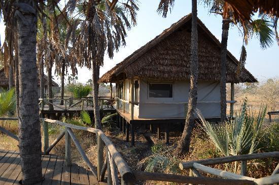 Maramboi Tented Camp: les tentes