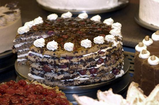 Hotel Café Koeppel: Torte