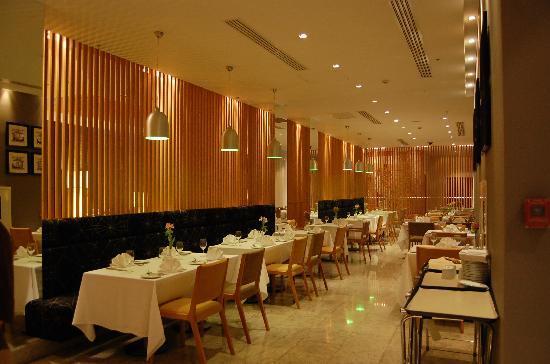 Holiday Inn Moscow-Tagansky: ristorante