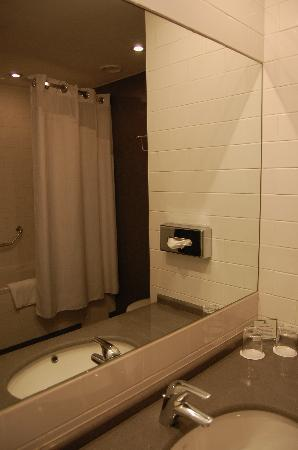 Holiday Inn Moscow-Tagansky: bagno