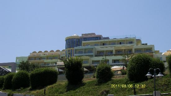 Kipriotis Panorama Hotel & Suites: HOTEL DALLA SALITA