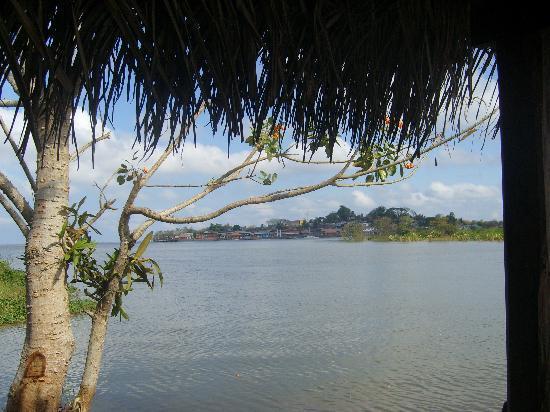 San Carlos, Nicaragua: la vue