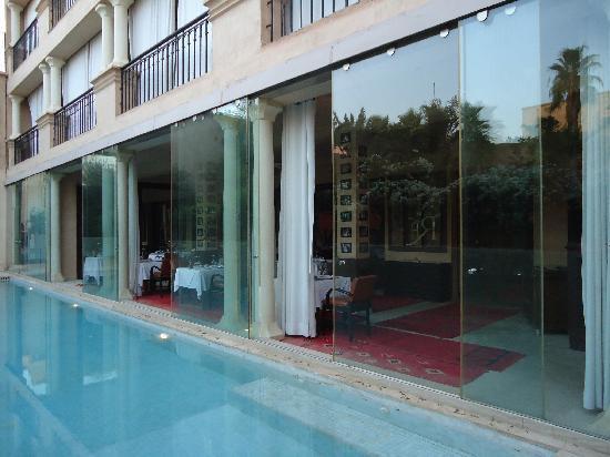 Ba o picture of les jardins de la koutoubia marrakech for Les jardins de la villa paris tripadvisor