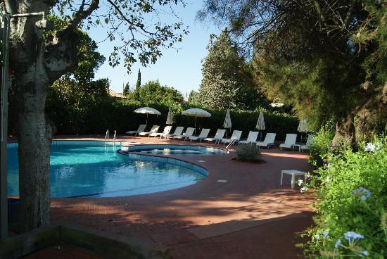 Hotel Mare: la piscina dell'hotel