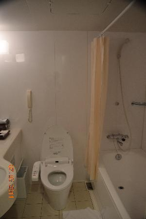 Fraser Residence Nankai Osaka: Bathroom