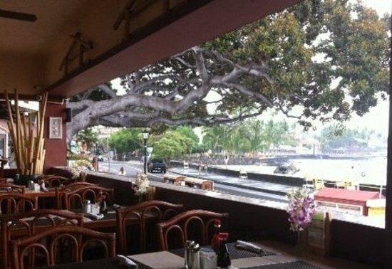 Tante's: beautiful tantes restaurant!