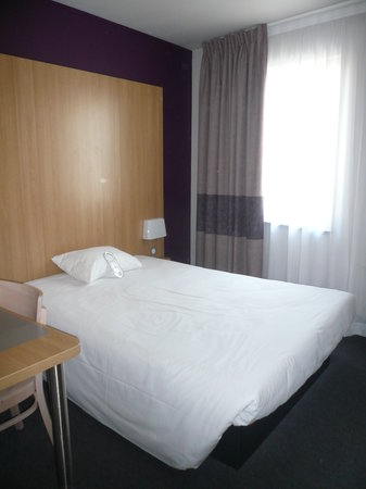 B&B Hôtel Marseille Centre La Joliette : Arrivée dans la chambre