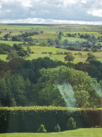 Gilsland Spa Hotel: View from our room