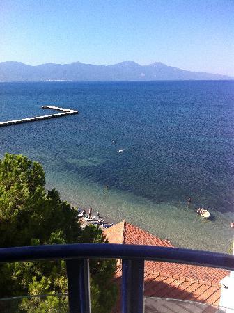 Hotel Grand Ozcelik: View