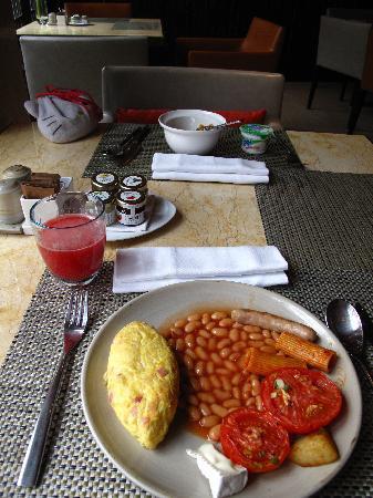 InterContinental Hua Hin Resort: Breakfast