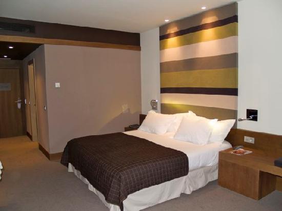 Gran Hotel Las Caldas: Habitación 2