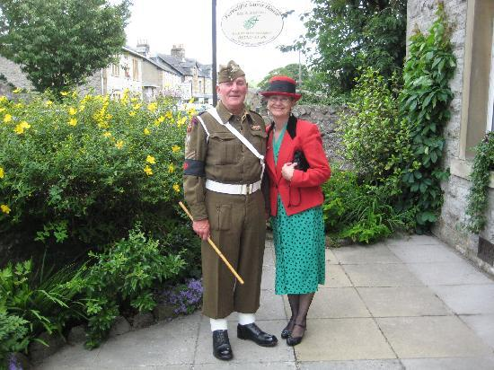 Ferncliffe Guesthouse: Ingelton Home Guard weekend