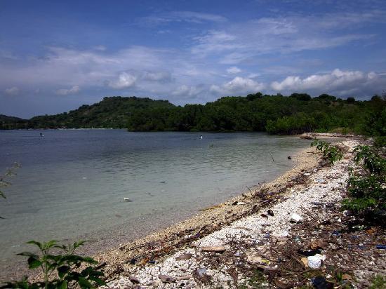 Desa Sekotong Barat, Indonesia: Gili Gede Beach, Sekotong Barat