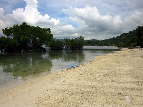 Desa Sekotong Barat, Indonesia: East Beach Gili gede, Sekotong Barat