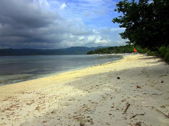 Desa Sekotong Barat, Indonesia: Orong Bukal Beach, Gili Gede, Sekotong Barat