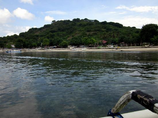 Desa Sekotong Barat, Indonesië: Gili Gede, sekotong Barat