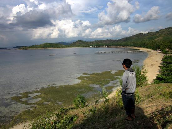 Desa Sekotong Barat, Indonesië: Sekotong Beach