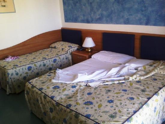 Hotel Gritti: Camera tre letti