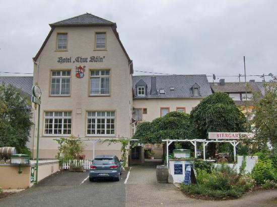Zeltingen-Rachtig, Jerman: Gartenlage