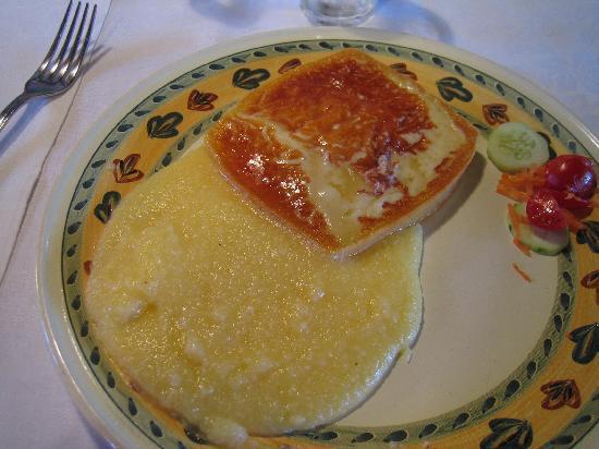 Agriturismo Valmenera: il formaggio cotto