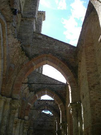 Chiusdino, Italia: Foto dell'interno