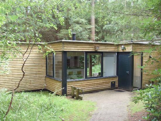 Center Parcs Longleat Forest: our lodge