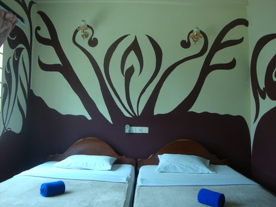 Aroma Daily Guesthouse: New Decoration