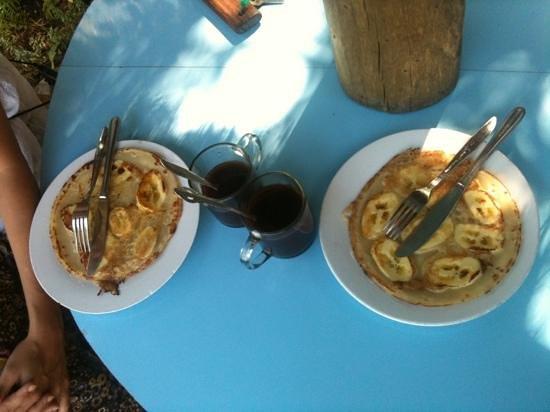 Gardena Hotel: immangiabili pancake