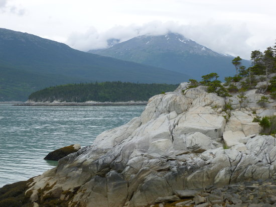 Yakutania Point: Picture at the end of the hike.