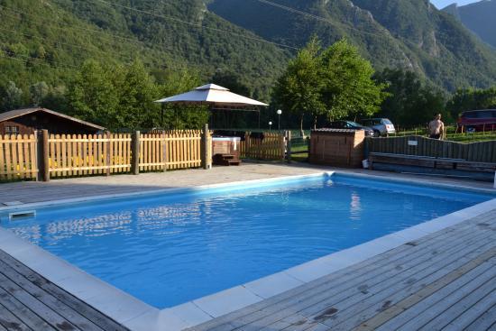 Gaiola, Italië: la piscina
