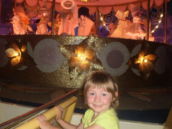 Disneyland Park: It's a Small World