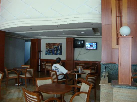 Elpida City Hotel : Lounge