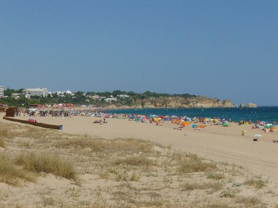 Clube Alvorferias: Alvor Beach - about 4km of Golden Beach