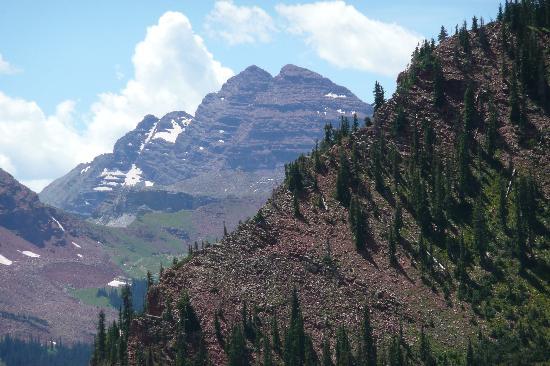 Snowmass Village Hiking Trails: Maroon Bells