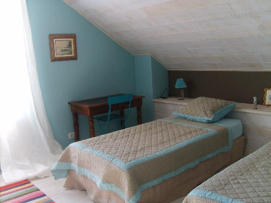 La Garenne Du Lac : chambre N°4