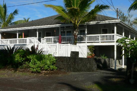 Ala Kai Bed & Breakfast: The main house