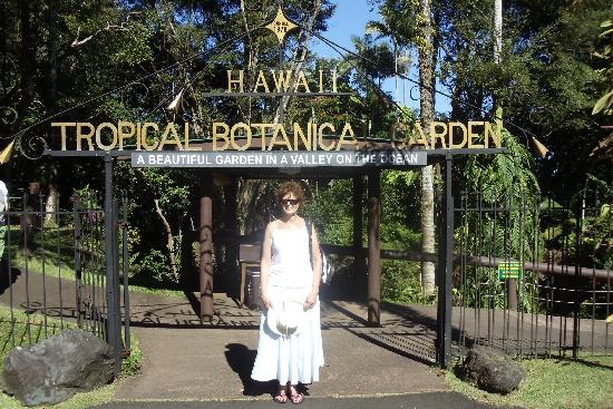 Ala Kai Bed & Breakfast: Tropical Botanical Garden