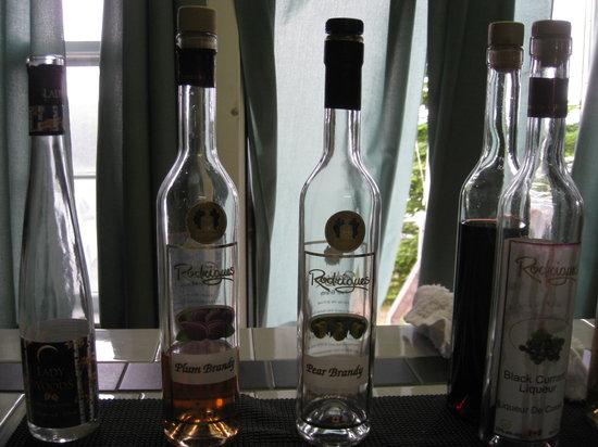 Rodrigues Winery - Tasting